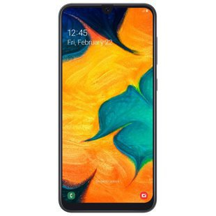 Samsung Galaxy A30 64GB (черный)