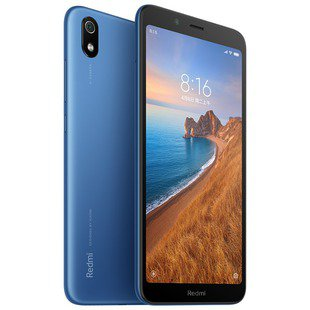 Xiaomi Redmi 7A 2/16GB (синий)